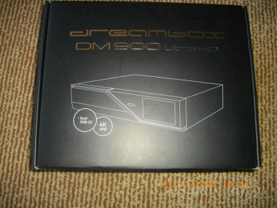Dreambox DM900 ultra HD