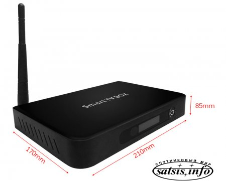 T9 TV Box Android 4.4 Amlogic S812 Quad-core