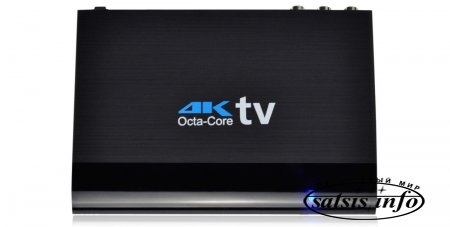 Ditter U32 TV Box Android 5.1 RK3368 Octa-core
